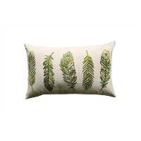 botanist lumbar pillow