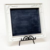 Paloma cream chalkboard