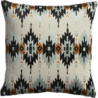 Dakota tribal pillow