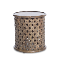 Isa tribal accent table