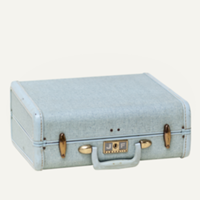 Horace blue suitcase