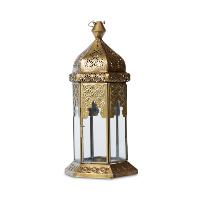 Tarika gold lantern
