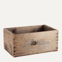 Georgio wooden crate