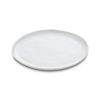 Welcome white dinner plates