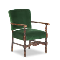 Nolan green chair