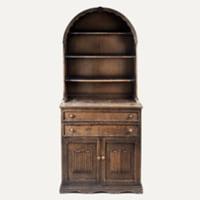 Fletcher brown cabinet