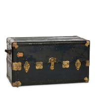 Graves steamer trunk
