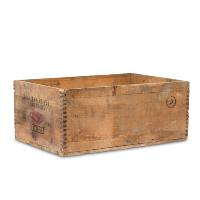 Barnes wood crate