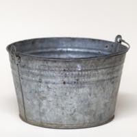 Thane galvanized bucket