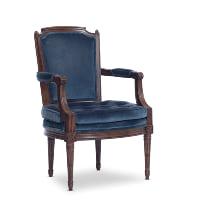 Thames blue chairs