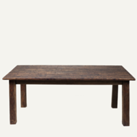 Rainer wooden table