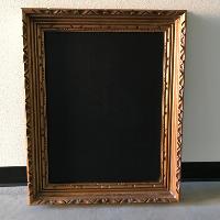 Peyton gold chalkboard