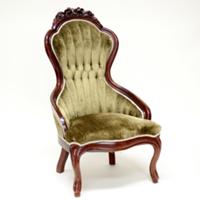 Darlene green chair