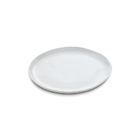 Welcome white salad plates