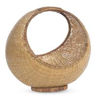 Skye wicker basket