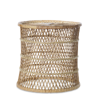 Strauss rattan side table