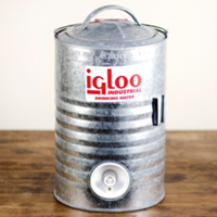 Igloo water cooler (large)
