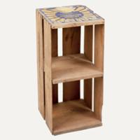 Phoenix wooden crate