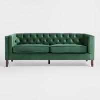 Kendrick green sofa