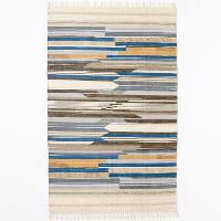 Crosby striped 5x8' rug