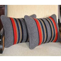 Umatilla wool pillows