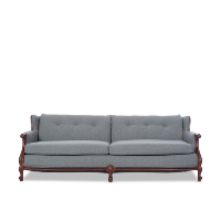 Juneau gray couch