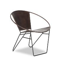 Jax leather chair