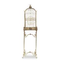 Eliza gold birdcage