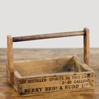 Rudd wood tote