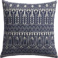 Izel blue pillow