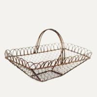 Merrick wire basket