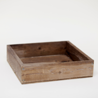 Caitlin wooden box
