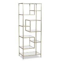 Kali asymmetrical shelf