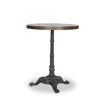 Soldotna bistro accent table