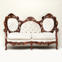 Kingsley cream couch