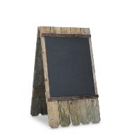 Destiny standing chalkboard