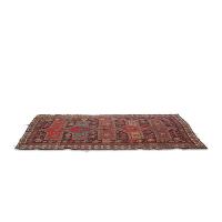 Kazak 3.5x6.5' rug
