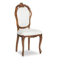 Magnolia white chairs