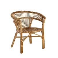 Baha rattan chair