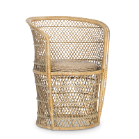 Loma wicker chair