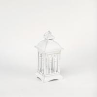 Benton cream lantern, small