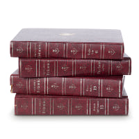 vintage encyclopedias