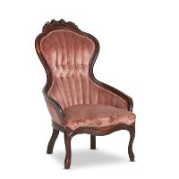 Isabella pink chair