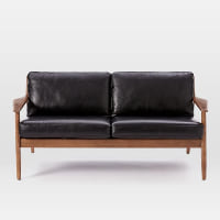 Pittsburgh leather sofa