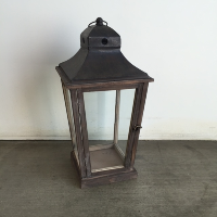 Pleasanton lantern, large