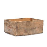 Nixon wood crate