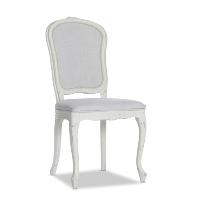 Maggie cream chair