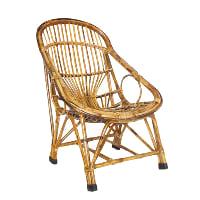 Bungalo mod rattan chair
