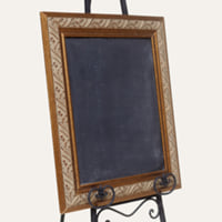 Graham gold chalkboard