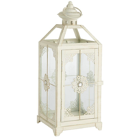 Tasha white lantern